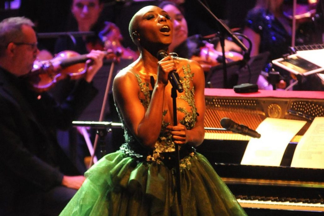 Laura mvula wedding