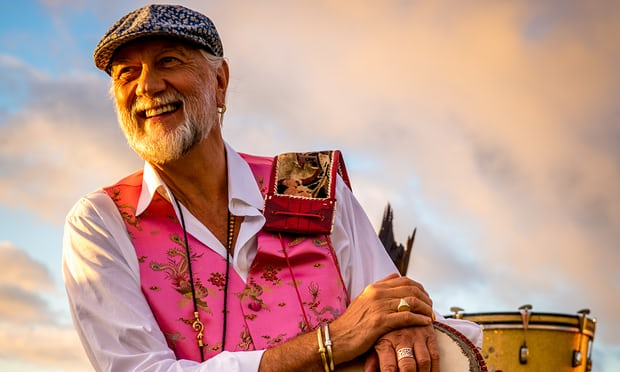 Mick Fleetwood: go your own way